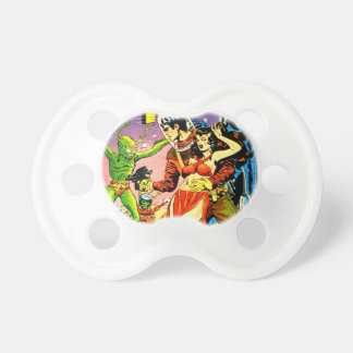 Rocket to the Moon Pacifier