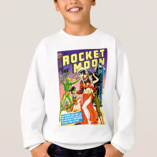 Rocket to the Moon Sweatshirt