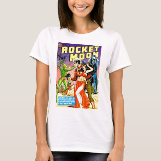Rocket to the Moon T-Shirt