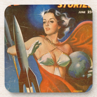 Rocket Woman Coaster
