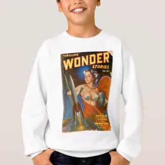 Rocket Woman Sweatshirt