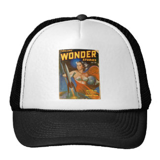 Rocket Woman Trucker Hat