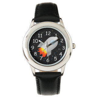 Rocket Wrist Watch