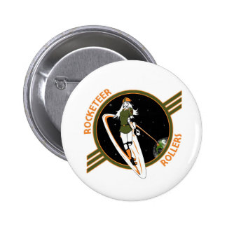Rocketeer Swag 2 Inch Round Button
