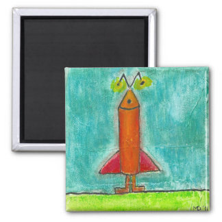 ROCKETMAN Magnet