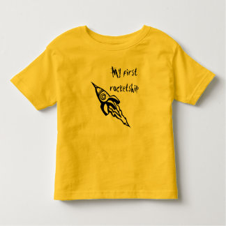 rocketship T-shirt