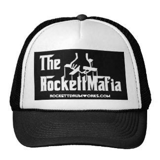 rockettMafia, rockettdrumworks.com Trucker Hat