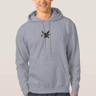 Rockfish fishing t-shirt, Recompress Or Eat It Hoodie