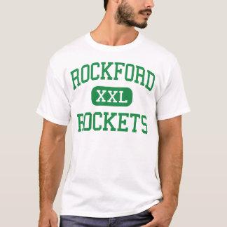 Rockford - Rockets - High - Rockford Minnesota T-Shirt