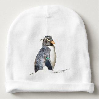Rockhopper Penguin Cotton Baby Beanie