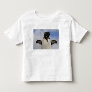 Rockhopper Penguin Eudyptes chrysocome Toddler T-shirt