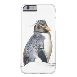 Rockhopper Penguin iPhone 6 case