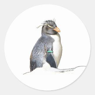 Rockhopper Penguin Stickers