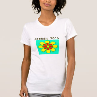 Rockin 70's t-shirts