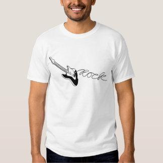 Rockin Electric Guitar Design Shirt