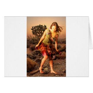 ROCKIN HER DESERT LOVE CARD