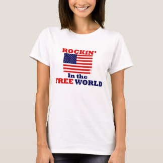 Rockin' in the Free World T-Shirt