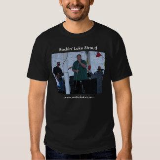 Rockin' Luke Stroud t-shirt