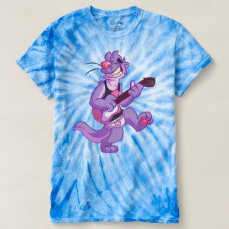 Rockin' Otter (Purple) T-shirt