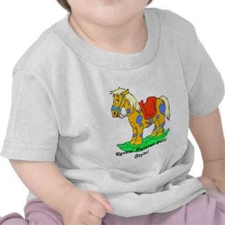 Rockin' Painted Pony Style! Toddler T Tees