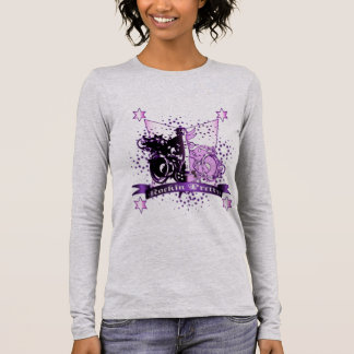 Rockin Pretty (Alternate) Long Sleeve T-Shirt