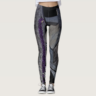 Rockin' Raven Celtic Rapunzel Leggings