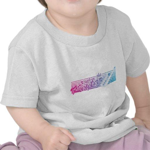 Rockin' the Keytar Tee Shirt