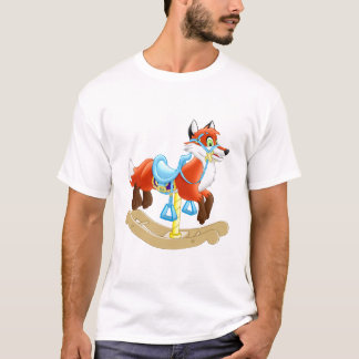Rocking Carousel Fox T-Shirt