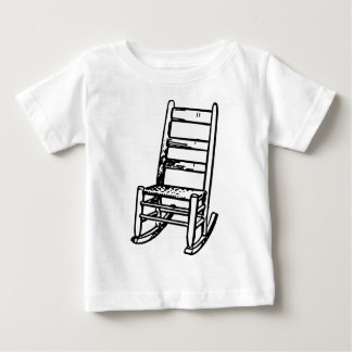 Rocking Chair Baby T-Shirt