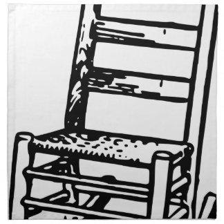 Rocking Chair Napkin