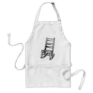 Rocking Chair Standard Apron
