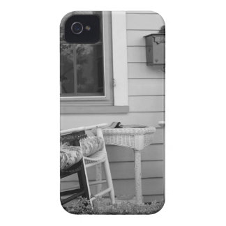 Rocking Chairs iPhone 4 Cases