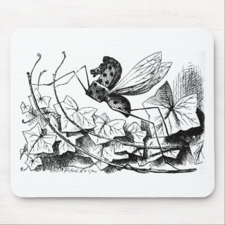 Rocking-horse-fly Mouse Pad