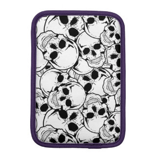 Rocking Skull iPad Mini Sleeves