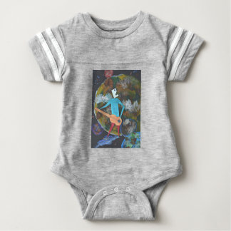 Rocking the cosmos baby bodysuit