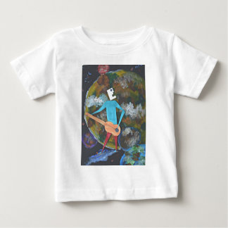 Rocking the cosmos baby T-Shirt