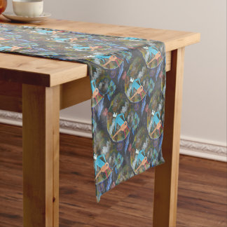 Rocking the cosmos short table runner