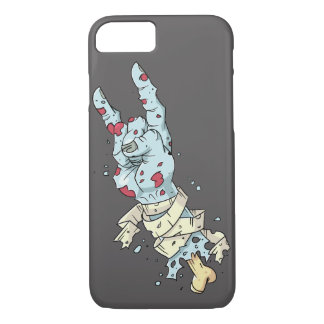 Rocking Zombie hand Phone Case