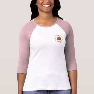 Rockingham Forest Cider Raglan Top