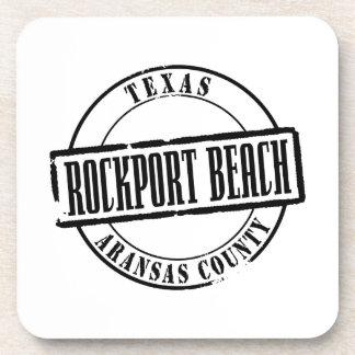 Rockport Beach Title Coasters