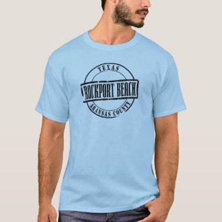 Rockport Beach Title T-Shirt