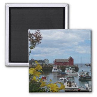 Rockport Harbor Magnet
