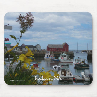 Rockport Harbor Mousepad