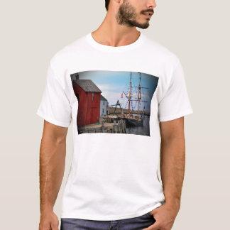 Rockport Ma. Boathouse T-Shirt