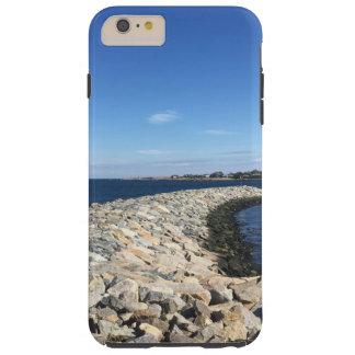 Rockport, MA Seacoast Rock Formation Tough iPhone 6 Plus Case