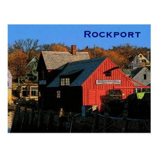 Rockport (Motif #1) Postcard