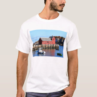 Rockport Motif Number 1 T-Shirt
