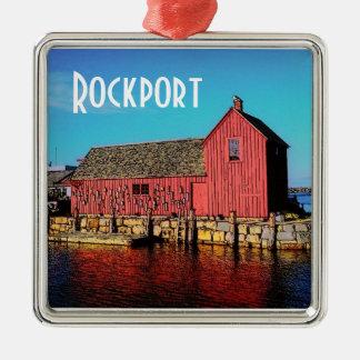 Rockport Ornament
