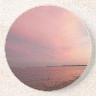 Rockport Sunset Drink Coasters
