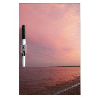 Rockport Sunset Dry Erase White Board